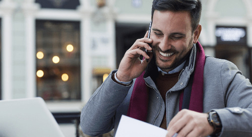 To Call or Text? The Value of a Hybrid Approach