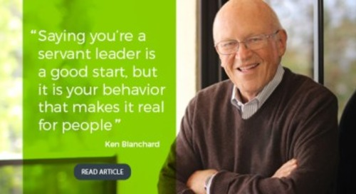 5 Characteristics of Servant Leaders