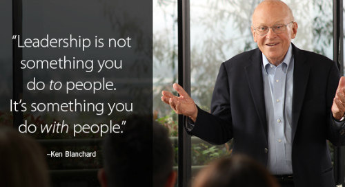 Servant Leadership: It's Time for a New Leadership Model