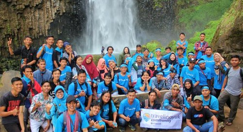 Comment on Keseruan One Day Trip Traveling Yuk Community Makassar, Episode Explore Alam Malino by MUHAMMAD ASYRAF