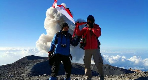 Comment on Catatan Pendakian Pendakian Gunung Semeru 3676 MDPL 17 Agustus 2018 by M. Moko
