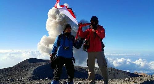 Comment on Catatan Pendakian Pendakian Gunung Semeru 3676 MDPL 17 Agustus 2018 by evrinasp