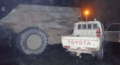 Rise in mining vehicle collisions sparks concerns for Regulator