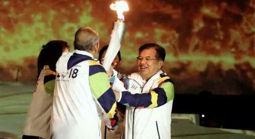 Menyambut Asian Games 2018, Ini Dia Rute Kirab Obor di Yogyakarta