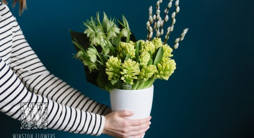 Spruce up your Home with Spring Flowers