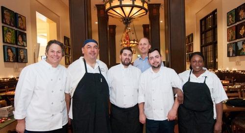 Staff Spotlight: Chef Jordan Lichman