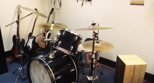 Music Practice Rooms: Where Talent is Born at I-House