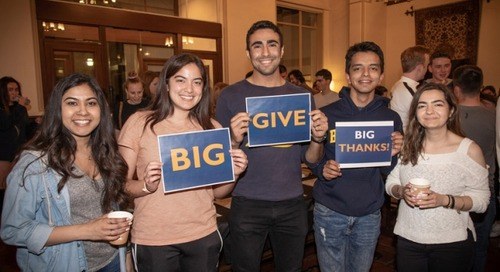 Big Give is a week away!