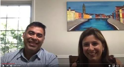 I-House Alumni Couple Spotlight: Sara and Giovanni