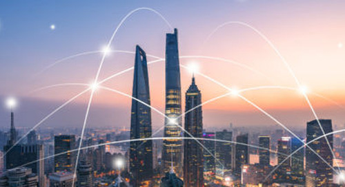 Connectivity enables smart cities, smart states, smarter world