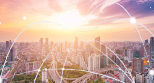 The benefits of 4G LTE and software-defined networking in smart cities