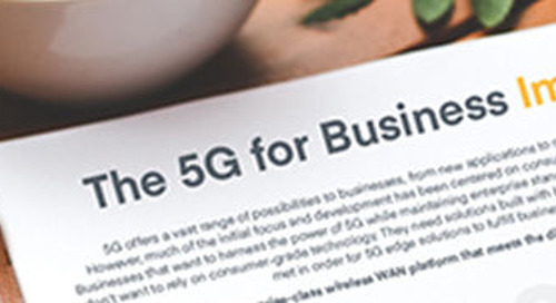 What is essential for your business to maximize 5G?