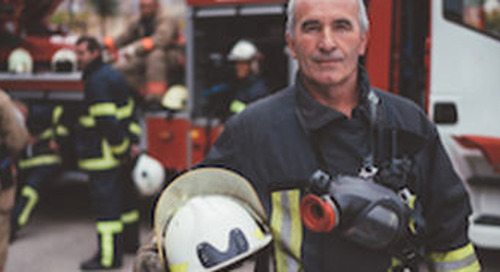 Cradlepoint extends the benefits of first responder dedicated networks
