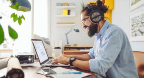How to help employees stay securely connected while working at home