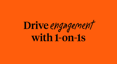 Driving engagement with Culture Amp's 1-on-1 meeting tool