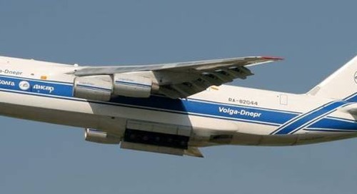 Volga-Dnepr Fights Against Falsifying Claims