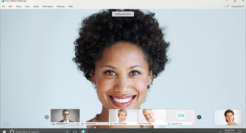 Choosing the best video conferencing for your business: Cisco Webex Vs Zoom.