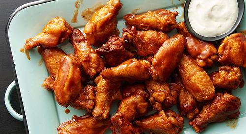 Lima Fakta Unik Chicken Wings yang Harus Anda Ketahui!