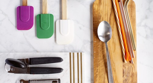 My Most Used Kitchen Utensils (and What I Got Rid of)