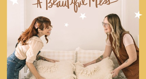 A Beautiful Mess Podcast is Here!!!!