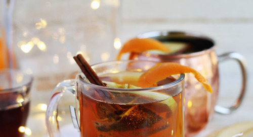 Apple Cinnamon Hot Toddy
