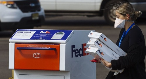 FedEx and UPS Stock Are Soaring. 3 Things to Watch. - Barron's