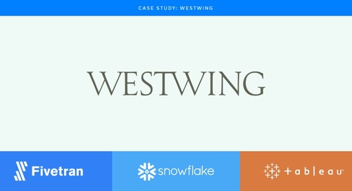 Westwing boosts marketing ROI with Fivetran