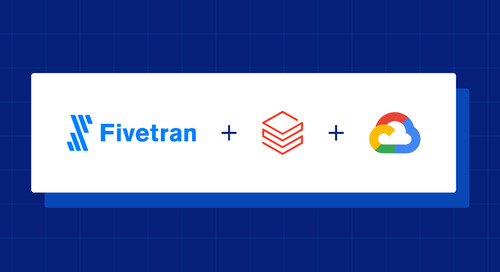 Fivetran Launches Support for New Databricks + GCP Offering