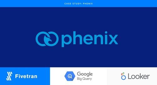 Fast, Reliable Data Access Helps Phenix Fight Food Waste
