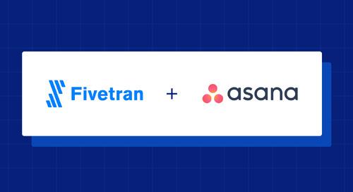 Fivetran Joins Asana Partners