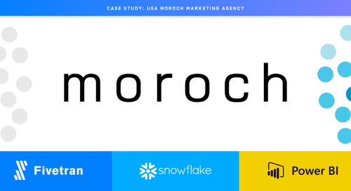 With Centralized Data, Moroch Cuts Costs and Enhances Value