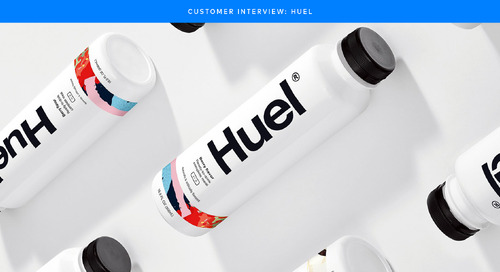 Building a 360° View of the Customer at Huel