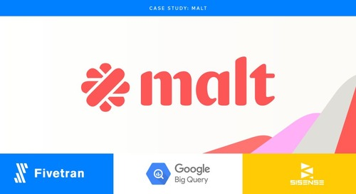 Malt's Data Team Saves 70% of Data Engineering Time With Fivetran