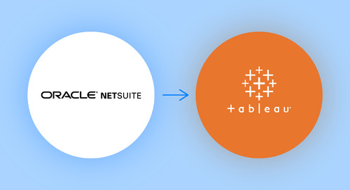 Use Fivetran, Snowflake and Tableau to Get a Handle on NetSuite Data