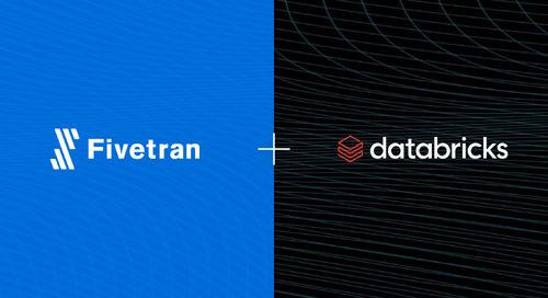 Fivetran Receives ISV Partners Innovation Award From Databricks