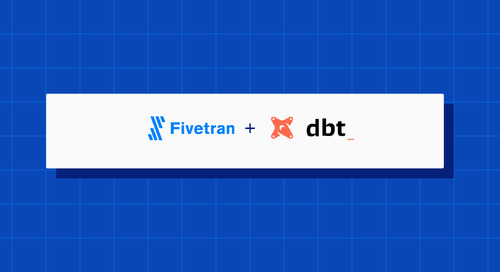 Announcing the Fivetran dbt Package for Our Log Connector