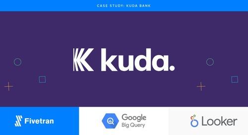 Kuda credits Fivetran and data  visibility for growing bank's revenue