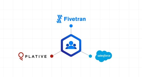 Centralizing Your Data With Fivetran and  Salesforce Customer 360