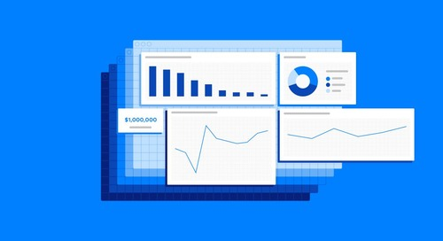 Five Dashboards to Jump-Start Your Analytics