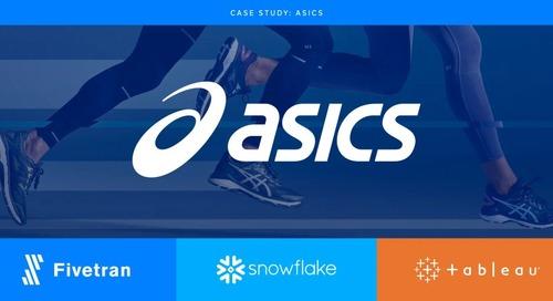 事例:ASICSのデジタルイノベーション