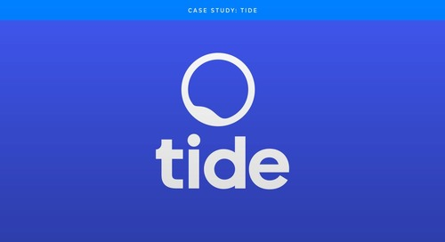 Tide Drives Business Results With Customer Data