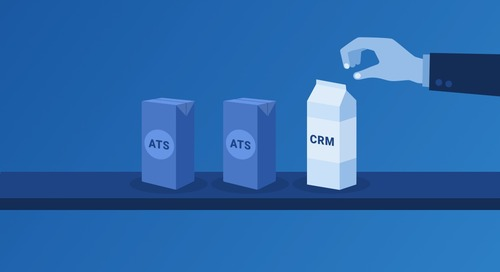 Pick your CRM first, your ATS second