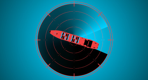 Tracking a Vessel Reportedly Carrying Illicit Cargo
