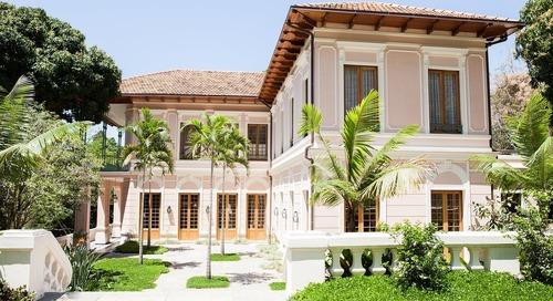Casa Marques Jardim Botanico