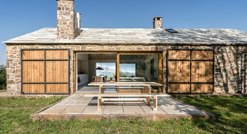 Slow Down Time at This Zero-Energy Holiday Rental in Northern Spain