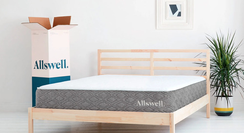 Dreaming of a Cheaper, Better Mattress? The Allswell Sale of Our Dreams Can Help