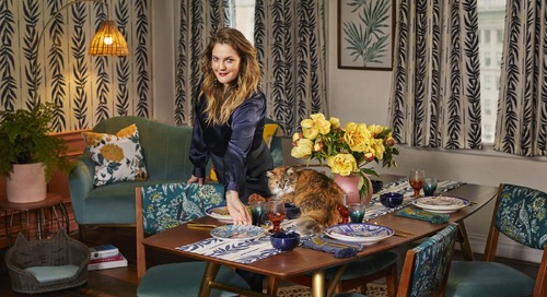 Drew Barrymore's New Home Collection Arrives Just in Time for the Holidays