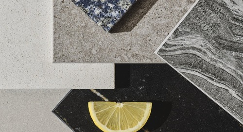 Refresh Your Countertops With These Bold, New Surfaces