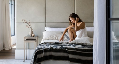 Cultiver's Breezy Linen Will Make You Love to Be at Home