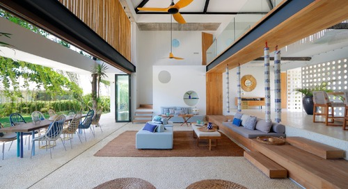 Fall in Love With Bali at This Tropical, Modern Retreat